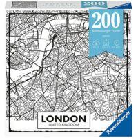 Ravensburger 12963 - Big City Life - 200 db-os puzzle