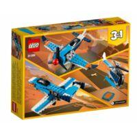 LEGO Creator - Légcsavaros repülőgép 31099