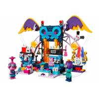 LEGO Trolls - Vulkán Rock City koncert 41254