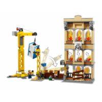 LEGO City Fire - Belvárosi tűzoltóság 60216