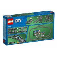 LEGO City Trains - Vasúti váltó 60238
