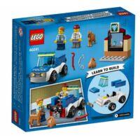 LEGO City Police - Kutyás rendőri egység 60241
