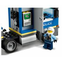 LEGO City Police - Rendőrségi helikopteres szállítás 60244