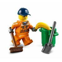 LEGO City Great Vehicles - utcaseprő gép 60249