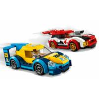 LEGO City Nitro Wheels - Versenyautók 60256