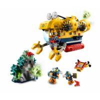 LEGO City Oceans - Óceáni kutató tengeralattjáró 60264
