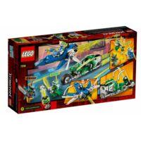 LEGO Ninjago - Jay és Lloyd versenyjárművei 71709