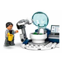 LEGO Jurassic World - Dr. Wu laborja: Bébidinoszauruszok szöké 75939