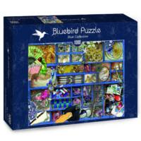 Blue Collection - Bluebird 70481 - 1000 db-os puzzle