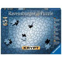 Krypt silver - Ravensburger 15964 - 654 db-os puzzle - Egyszerbolt Társasjáték Webshop