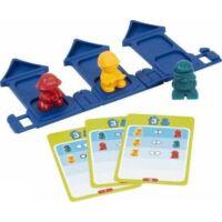 Club 2% - logikai készségfejlesztő társasjáték gyerekeknek 4 éves kortól - Egyszerbolt Társasjáték Webáruház