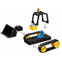 LEGO City Great Vehicles - Építőipari buldózer 60252