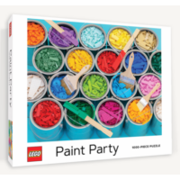 LEGO Paint Party Puzzle - 1000 db-os