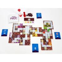Magic Maze - Fogd és fuss! kooperatív társasjáték - Egyszerbolt Társasjáték