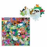 Sloths 1000 db-os puzzle - Egyszerbolt Társasjáték