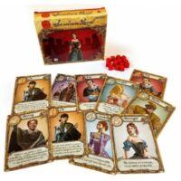 Szerelmes levél - kártyás stratégiai játék 10 éves kortól - Egyszerbolt Társasjáték Webáruház