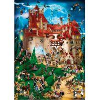 Vámpír party - Dtoys 70852 - 1000 db-os puzzle
