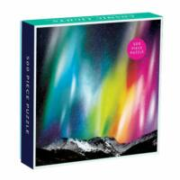 Cosmos Cosmic Lights 500 db-os puzzle