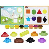 Play-Doh Színek és Formák gyurmakészlet - 2 éves kortól - Egyszerbolt