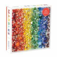 Rainbow Marbles 500 db-os puzzle