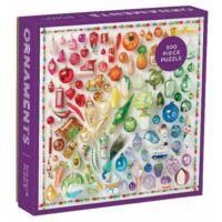 Rainbow Ornaments 500 db-os puzzle - Egyszerbolt Társasjáték