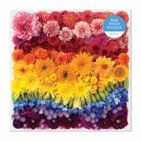 Rainbow Summer Flowers 500 db-os puzzle