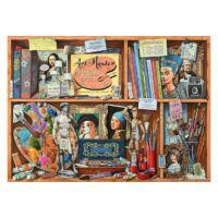 Ravensburger 14997 - A művész szekrénye - 1000 db-os puzzle