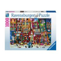 Ravensburger 15275 - Repülő malacok - 1000 db-os puzzle