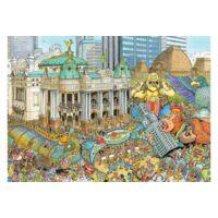 Ravensburger 16194 - Cities of the World - Rio de Janeiro - 1000 db-os puzzle