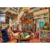 Ravensburger 19799 - Fantázia könyvesbolt - 1000 db-os puzzle - Aimee Stewart