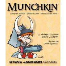 Munchkin alapjáték - Egyszerbolt Társasjáték Webáruház