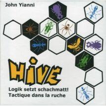 Hive stratégiai társasjáték 8 éves kortól- Egyszerbolt Társasjáték Webáruház