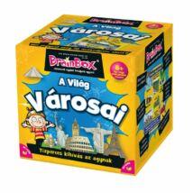 Brainbox - A világ városai kvíz társasjáték