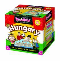 Brainbox - Hungary - 8 éves kortól - Egyszerbolt Társasjáték Webáruház