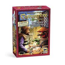 Carcassonne: 2. kiegészítés - Kereskedők és építőmesterek - 8 éves kortól - Egyszerbolt Társasjáték Webáruház