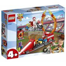 LEGO 4+ - Duke Caboom kaszkadőr bemutatója 10767