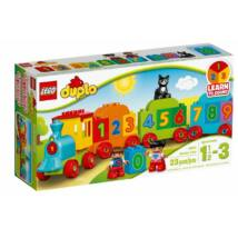 LEGO DUPLO My First - Számvonat 10847
