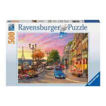 Ravensburger 14505 - Párizsi este - 500 db-os puzzle