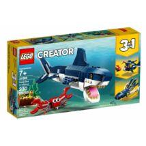 LEGO Creator - Mélytengeri lények 31088