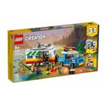 LEGO Creator - Családi vakáció lakókocsival 31108 - Egyszerbolt Társasjáték