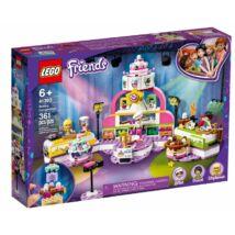 LEGO Friends - Cukrász verseny 41393