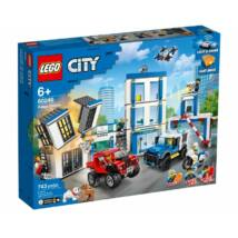 LEGO City Police - Rendőrkapitányság 60246