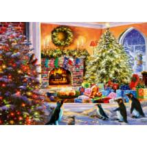 A Magical View to Christmas - Bluebird 70228-P - 1000 db-os puzzle