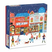 Main Street Village - Galison - 1000 db-os puzzle