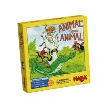 Animal Upon Animal - Állatpiramis - képességfejlesztő társasjáték 4 éves kortól- HABA - Egyszerbolt