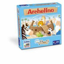 Archelino logikai fejlesztő játék  - Noé bárkája  - gyerek logikai társasjáték 4 éves kortól - Hutter