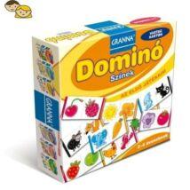 Az első játékaim Dominó - Színek társasjáték