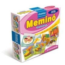 Az első játékaim Meminó - Ellentétek  - társasjáték - Granna - Egyszerbolt