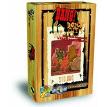 Bang! Dodge City - magyar kiadás - stratégiai társasjáték 10 éves kortól - Davinci Games