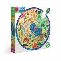 Biodiversity 500 db-os puzzle - Egyszerbolt Társasjáték
